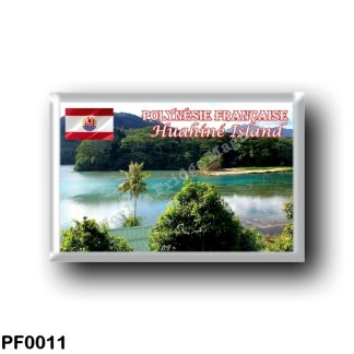 PF0011 Oceania - French Polynesia - Huahiné Island