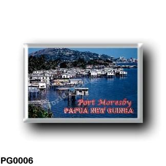 PG0006 Oceania - Papua New Guinea - Port Moresby