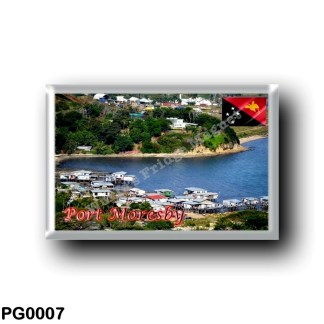 PG0007 Oceania - Papua New Guinea - Port Moresby