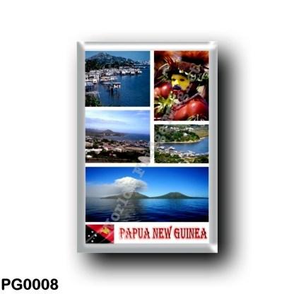 PG0008 Oceania - Papua New Guinea - Mosaic