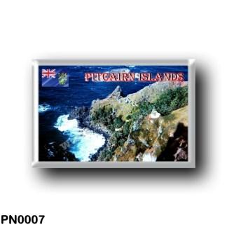 PN0007 Oceania - Pitcairn Islands - Pitcairn Island