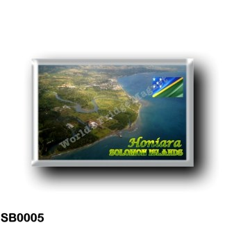 SB0005 Oceania - Solomon Islands - Honiara - General View
