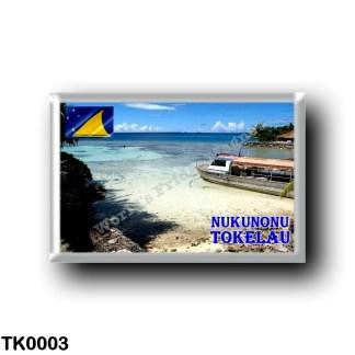 TK0003 Oceania - Tokelau - Nukunonu