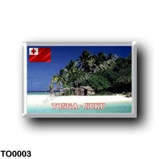 TO0003 Oceania - Tonga - Nuku Island