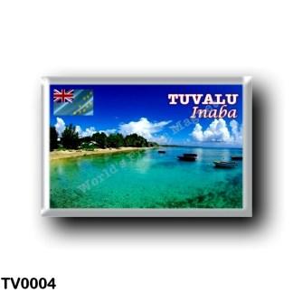 TV0004 Oceania - Tuvalu - Inaba