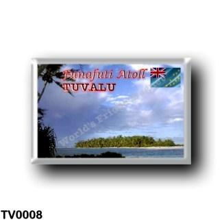 TV0008 Oceania - Tuvalu - Funafuti Atoll