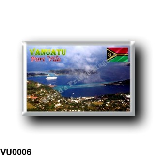 VU0006 Oceania - Vanuatu - Port Vila