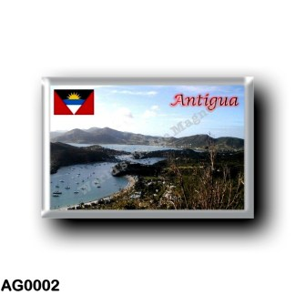 AG0002 America - Antigua and Barbuda - Antigua