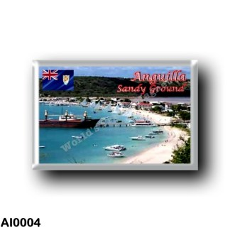 AI0004 America - Anguilla - Sandy Ground