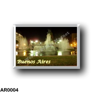 AR0004 America - Argentina - Buenos Aires - Monument to the Two Congresses