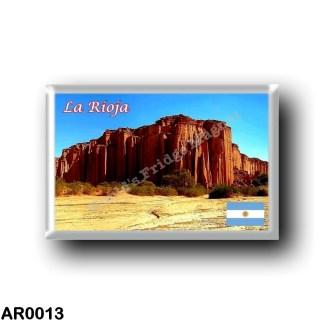 AR0013 America - Argentina - La Rioja - Parque nacional Talampaya