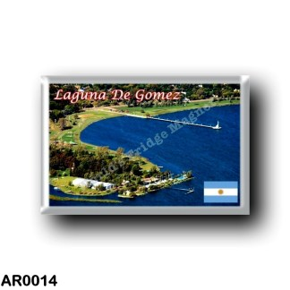 AR0014 America - Argentina - Laguna De Gomes