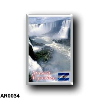 AR0034 America - Argentina - Parque Nacional Iguazú - Cataratas