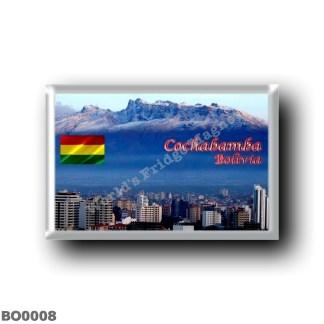 BO0008 America - Bolivia - Cochabamba Cordillera Tunari