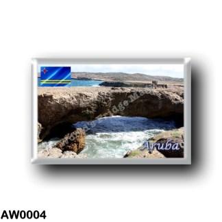 AW0004 America - Aruba - Baby Natural Bridge