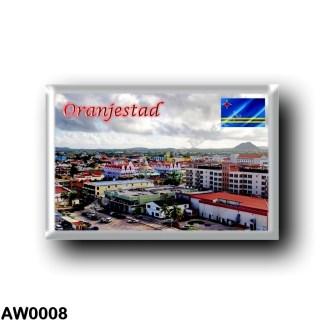 AW0008 America - Aruba - Oranjestad