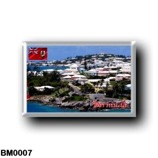 BM0007 America - Bermuda - Panorama