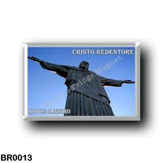 BR0013 America - Brazil - Rio de Janeiro - Cristo Redentore