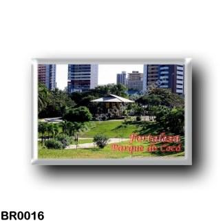 BR0016 America - Brazil - Fortaleza - Parque do Cocó
