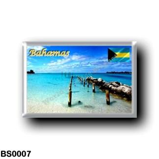 BS0007 America - The Bahamas - Jaws Beach