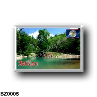 BZ0005 America - Belize - San Miguel Branch, Toledo District