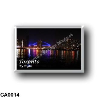 CA0014 America - Canada - Toronto - by night