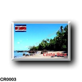 CR0003 America - Costa Rica - Parque Nacional Corcovado