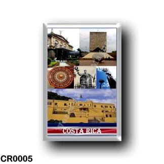 CR0005 America - Costa Rica - Mosaic
