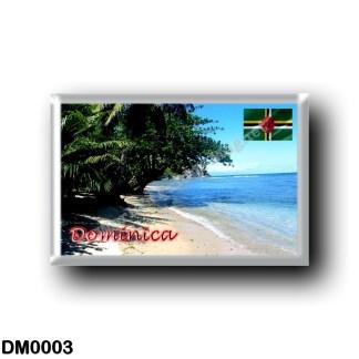 DM0003 America - Dominica - Calibishie