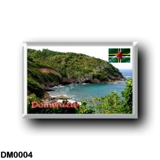 DM0004 America - Dominica - Panorama