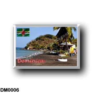 DM0006 America - Dominica - Mero Beach