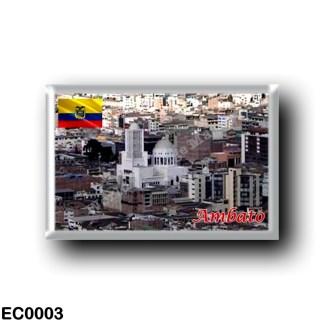 EC0003 America - Ecuador - Ambato
