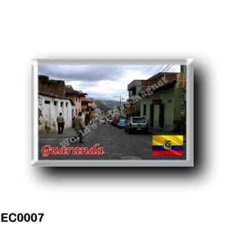EC0007 America - Ecuador - Guaranda
