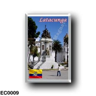 EC0009 America - Ecuador - Latacunga