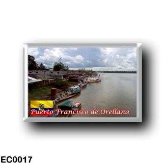 EC0017 America - Ecuador - Puerto Francisco de Orellana