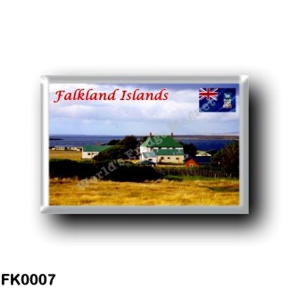 FK0007 America - Falkland Islands - Panorama
