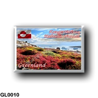 GL0010 America - Greenland - Scoresby Sund