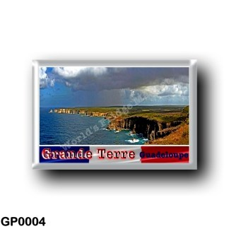 GP0004 America - Guadeloupe - Grande-Terre
