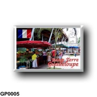 GP0005 America - Guadeloupe - Basse-Terre - Marché aux épices
