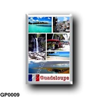 GP0009 America - Guadeloupe - Mosaic