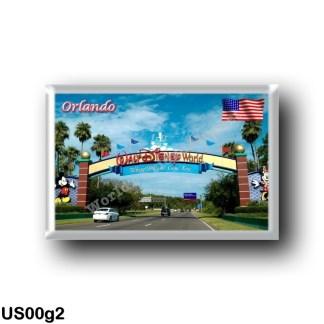US00g2 America - United States - Florida - Orlando - Well Come
