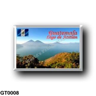 GT0008 America - Guatemala - Lago de Atitlán