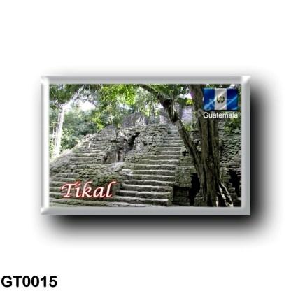 GT0015 America - Guatemala - Tikal