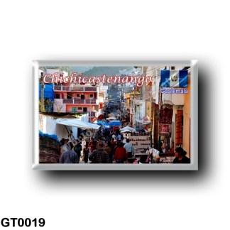 GT0019 America - Guatemala - Santo Tomás Chichicastenango - Market