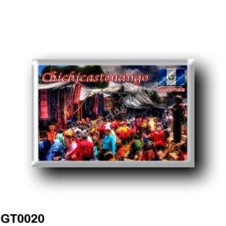 GT0020 America - Guatemala - Santo Tomás Chichicastenango