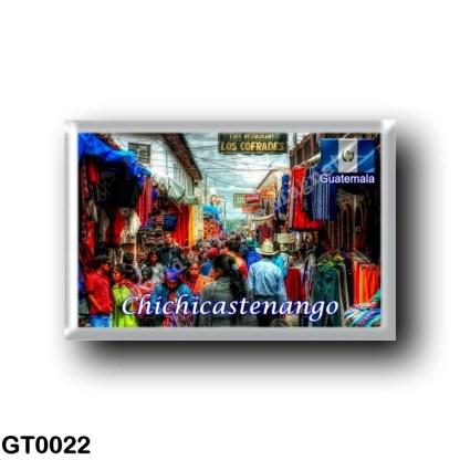 GT0022 America - Guatemala - Santo Tomás Chichicastenango Market