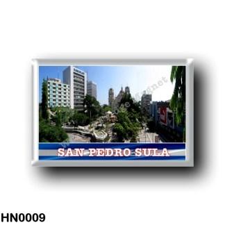 HN0009 America - Honduras - San Pedro Sula