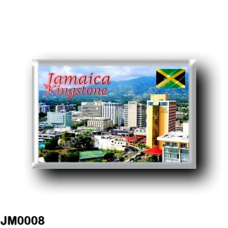 JM0008 America - Jamaica - Kingston
