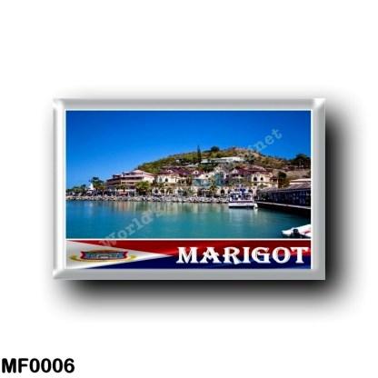 MF0006 America - Saint Martin - Marigot