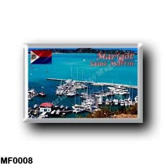 MF0008 America - Saint Martin - Marigot